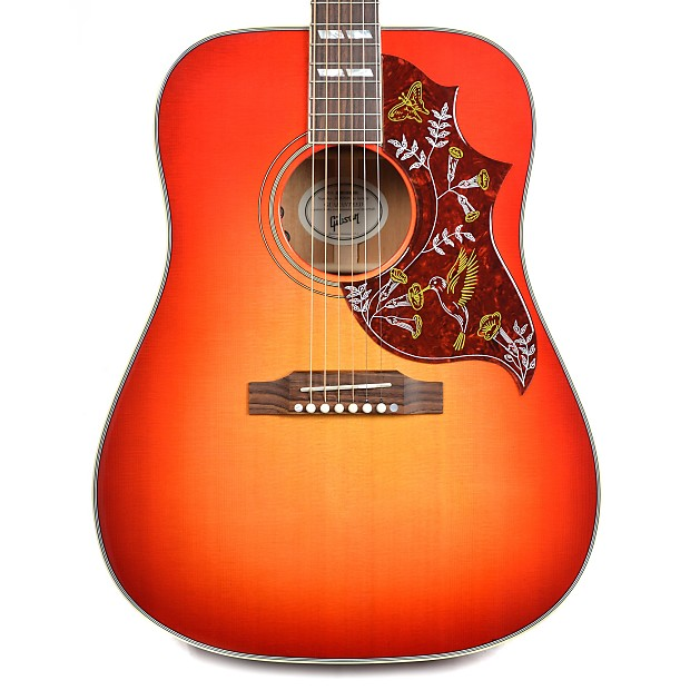 Gibson Hummingbird with Electronics Heritage Cherry Sunburst  592b7aa5d46