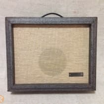 Silvertone Model 1481 5-Watt 1x8 Guitar Combo 1960s Gray image
