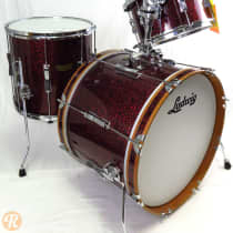 Ludwig Club Date SE Special Edition Jazzette 12/14/18 2010s Sparkle image