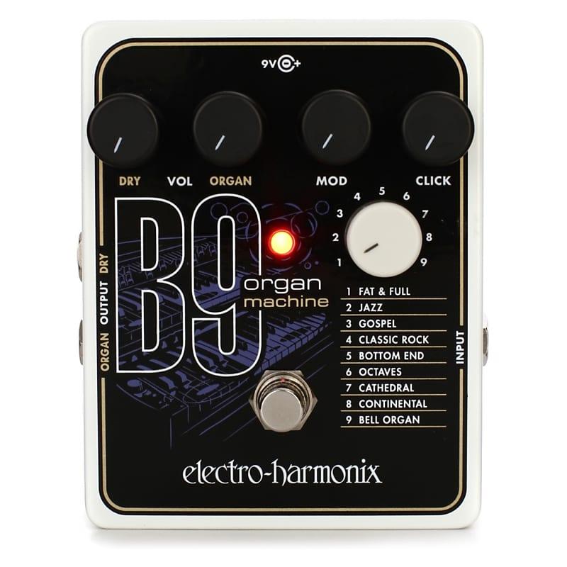 Electro-Harmonix EHX B9 Organ Machine Effects Pedal