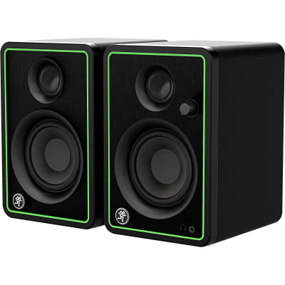 """Mackie CR3-XBT 3"""" Active Studio Monitors with Bluetooth Connectivity (Pair)"""