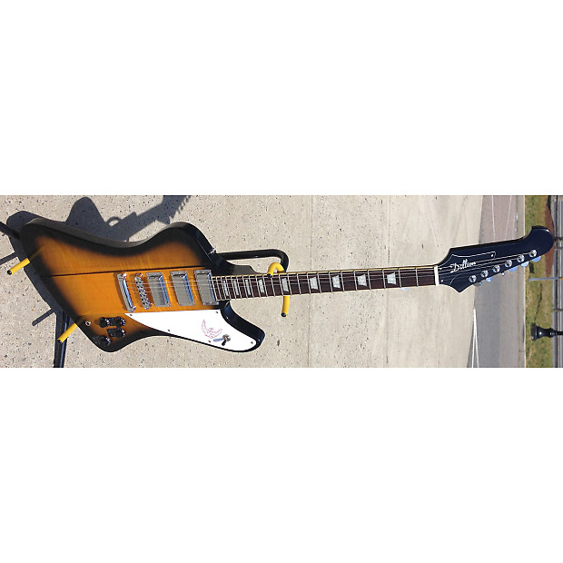Dillon Phoenix (Gibson Firebird Replica) Solid Body Guitar ...