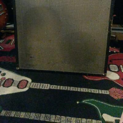 Fender Bandmaster 1967 and 4X12 cabinet