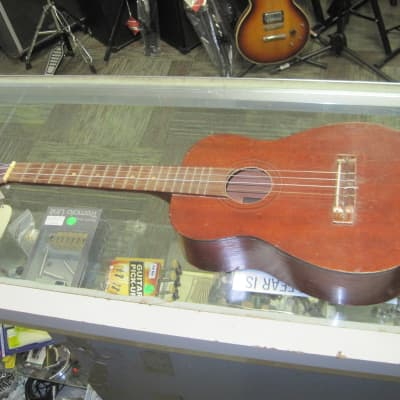 Conrad Bass Ukulele Project Natural for sale