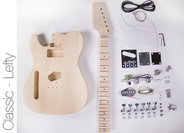 Fretwire Diy Guitar Kit : the fretwire diy electric guitar kit tele style build your reverb ~ Russianpoet.info Haus und Dekorationen