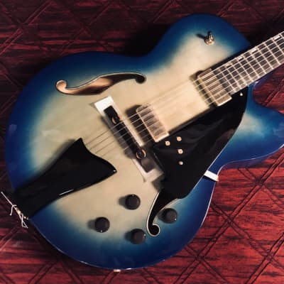 Ibanez AFC-155 Art Star Jewel Blue Burst - Authorized Dealer for sale