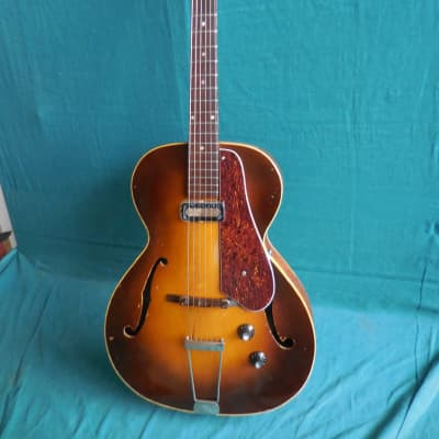 epiphone harry volpe model 1957 for sale