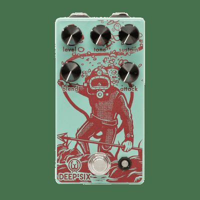 NEW! Walrus Audio Deep Six Compressor V3 FREE SHIPPING! for sale