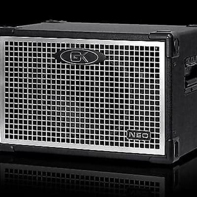 "Gallien-Krueger NEO 112-II 400w 1x12"" Lightweight Bass Cabinet - B Stock from our display"