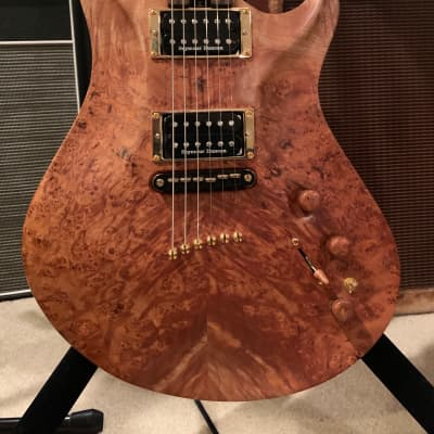 Warrior Dran Michael 2005 Custom Shop Brazilian for sale
