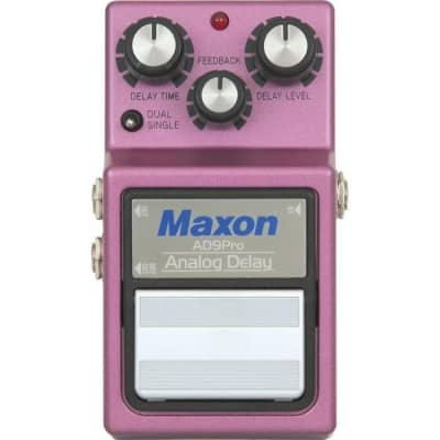 Maxon AD-9 Analog Delay Pro Pedal for sale
