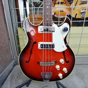 Frima Es Model Bass 60 's Red for sale
