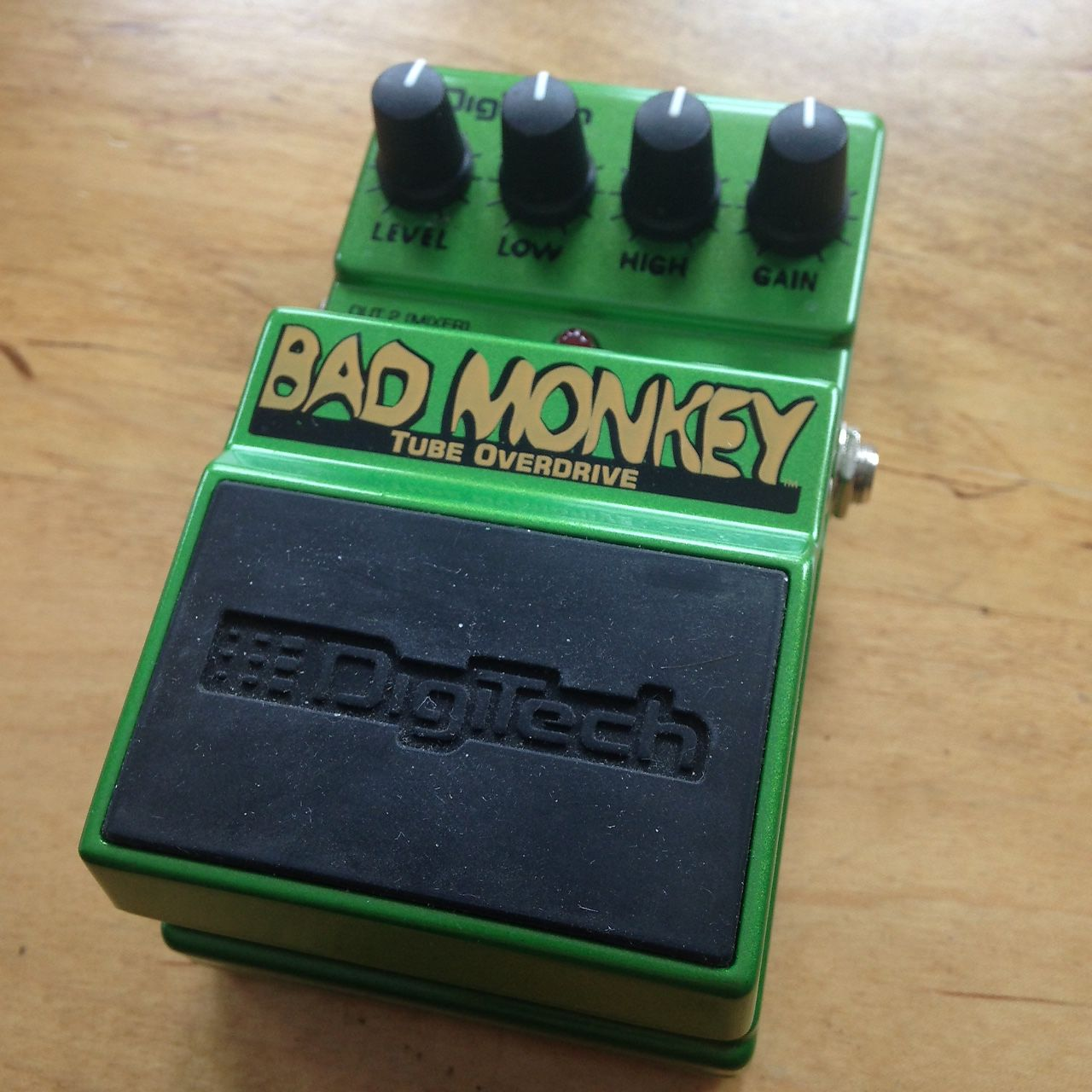 DigiTech Bad Monkey Tube Overdrive Pedal (discontinued) w/Box