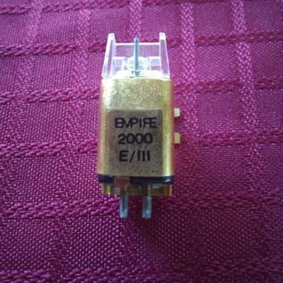 Empire 999 VE/X Cartridge Gold | Record Head | Reverb