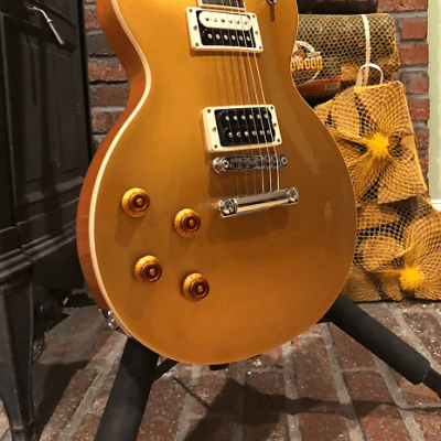 Gibson Les Paul Classic HP (Left-Handed) Gold Top 2017