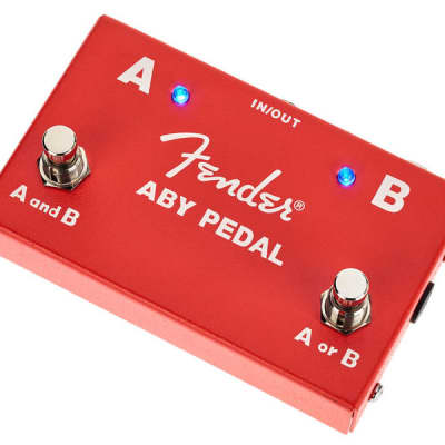 Fender 2-Switch ABY Pedal