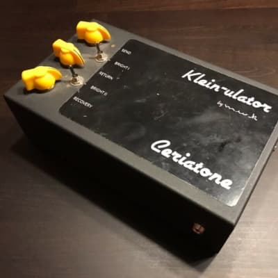 Ceriatone Klein-ulator Dumble Effects Loop Buffer for sale