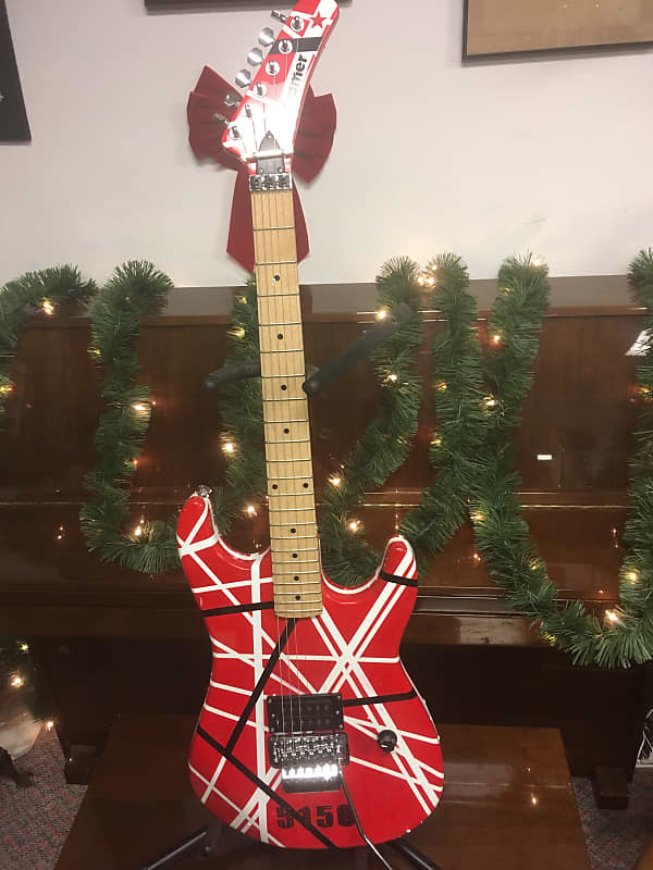 f1398671bd9 Sunfield 2018 5150 Eddie Van Halen Kramer Replica Electric Guitar