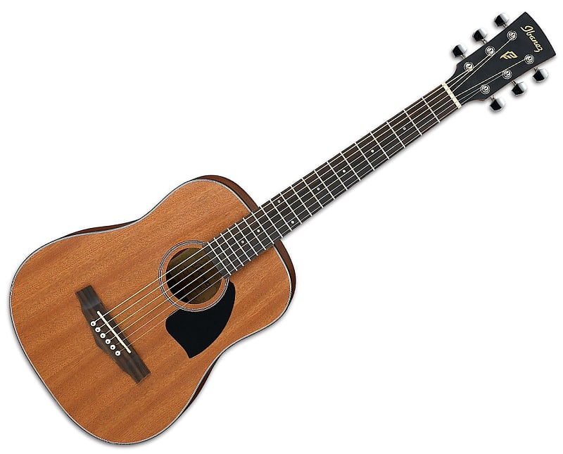 ibanez pf2mhopn 3 4 size acoustic guitar with accessories reverb. Black Bedroom Furniture Sets. Home Design Ideas