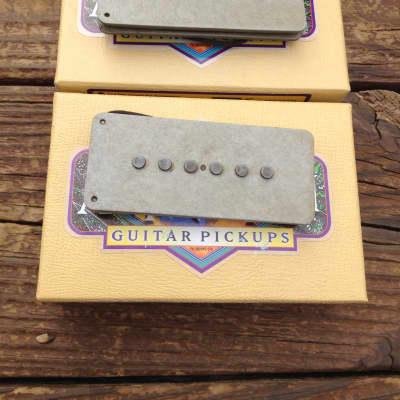Seymour Duncan Antiquity II Fender Jazzmaster Jam 60's Guitar Pickup Set