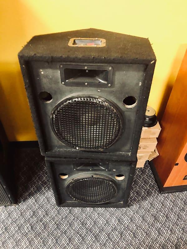 Yamaha Club Series Sm12 Iii Monitor Speaker Pair Reverb