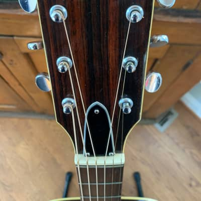 1st Year production #4168 Sigma DR-7 Zero Fret with adjustable bridge - Museum Quality! for sale