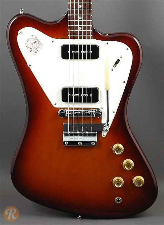 Gibson Firebird Non Reverse : gibson firebird i non reverse sunburst 1965 reverb ~ Russianpoet.info Haus und Dekorationen