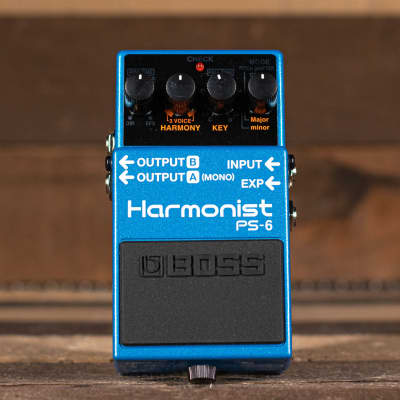 BOSS PS-6 Harmonist Pedal for sale