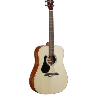 alvarez RD26L Acoustic Guitar - Left-Handed, with Gig Bag Natural
