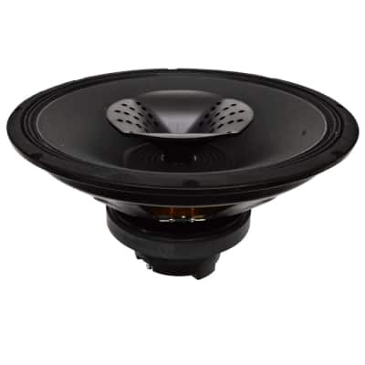 SEISMIC AUDIO - CoAx-15 - 15 Inch Coaxial Speaker with Integrated T-Yoke NEW