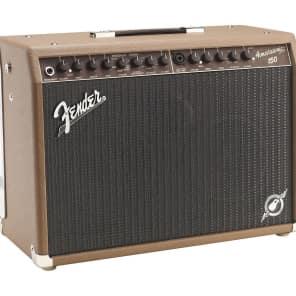 "Fender Acoustasonic 150 2-Channel 150-Watt 2x8"" Acoustic Guitar Amp"