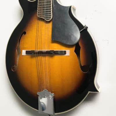 Samick MF1 Heritage Series F Style Mandolin Vintage Sunburst for sale