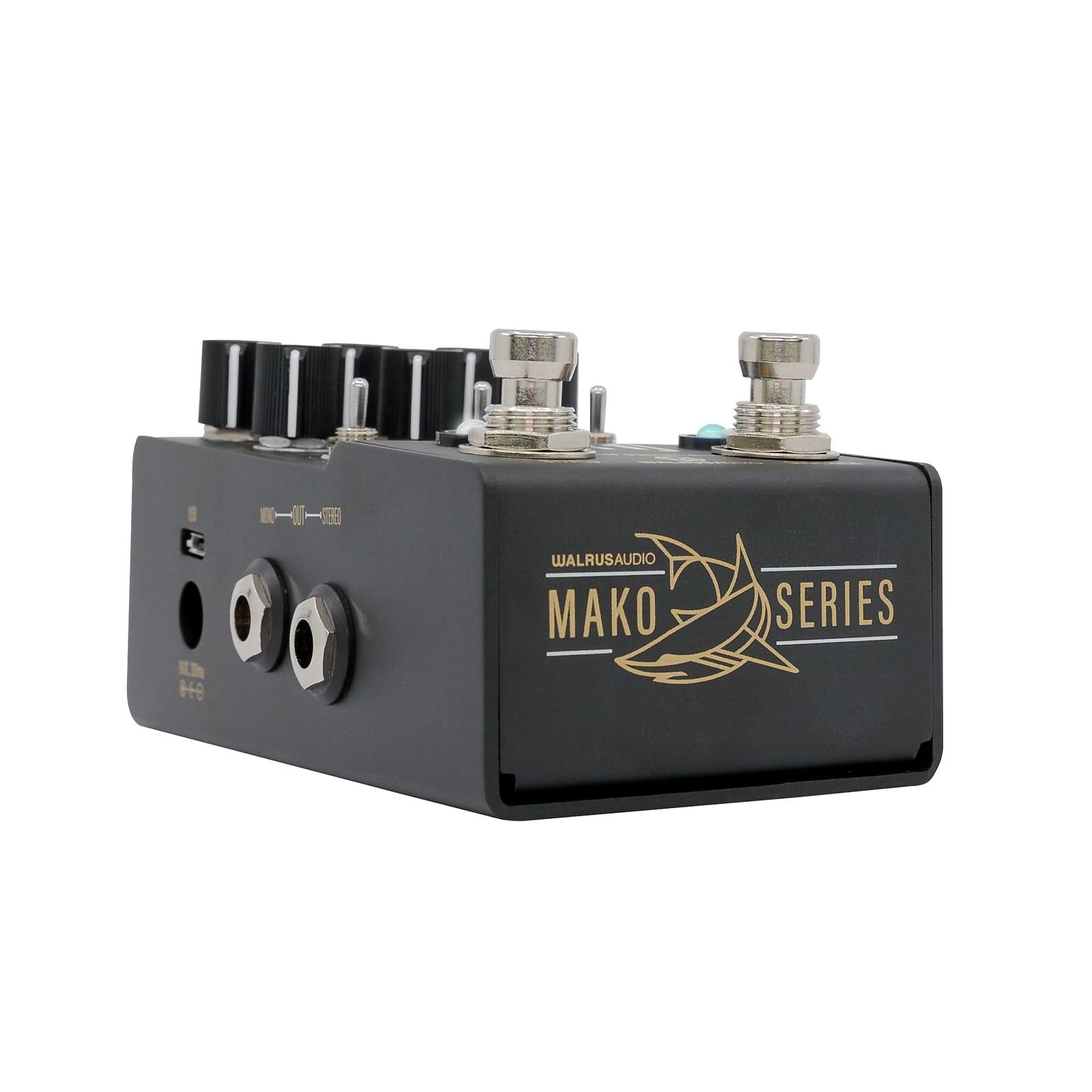 Walrus Audio MAKO Series R1 High-Fidelity Reverb Effects Pedal