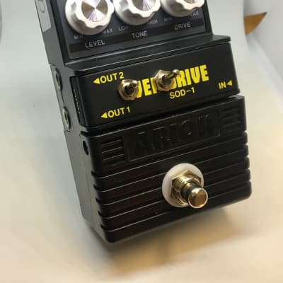 Arion SOD-1 Stereo Overdrive - Dex Audio Modified for sale