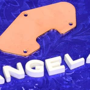Lindy Fralin Copper Clad Steel Bridge Pickup Plate For Fender Telecaster Tele