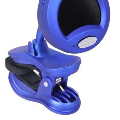 Snark SN1 Clip-On Chromatic Tuner Blue for sale