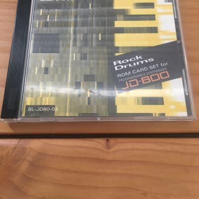Roland Rock Drums JD-800 SL-JD80-03