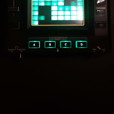 Korg Kaossilator Pro 2000s w/ Retrokits 002 MIDI cable