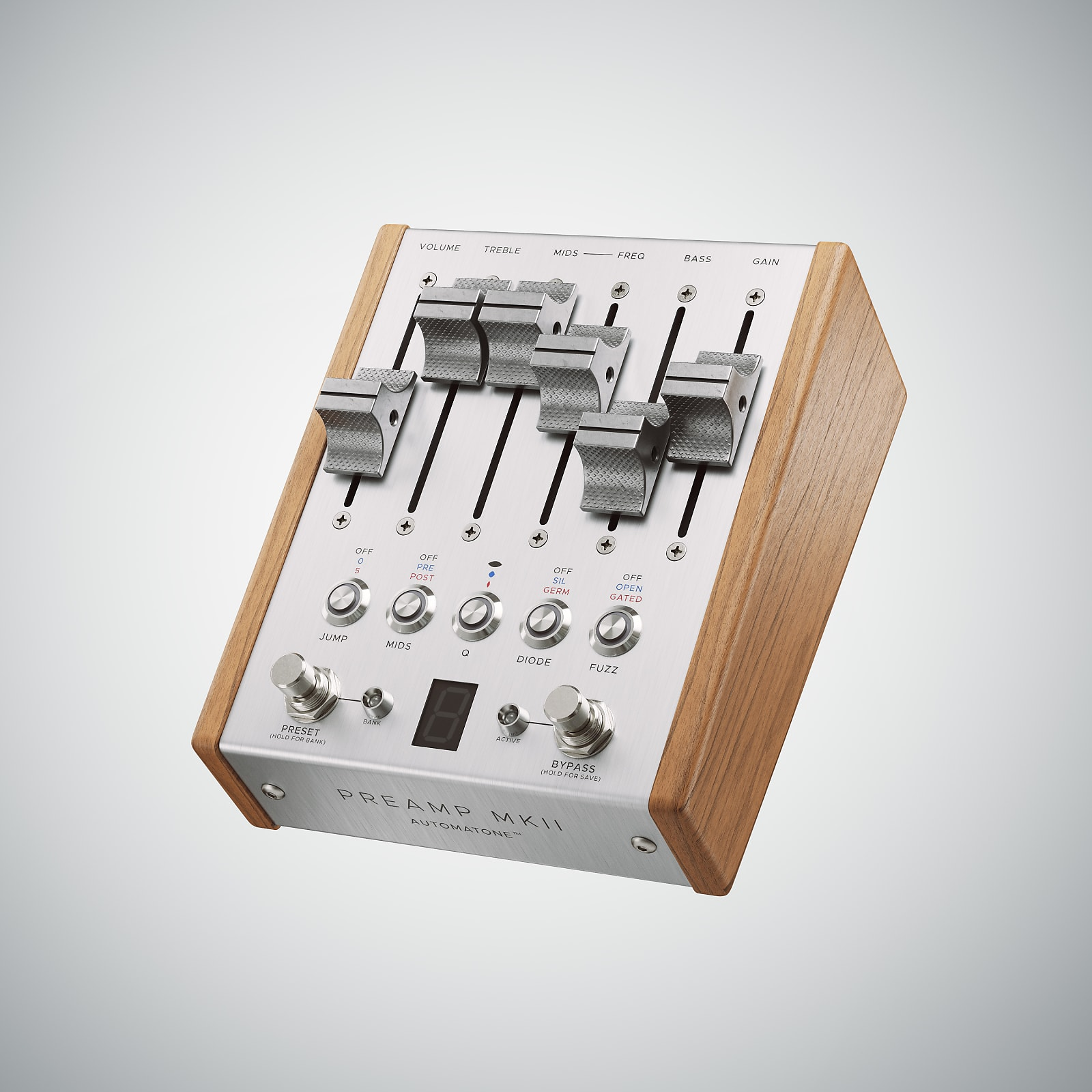 Chase Bliss Audio Automatone *Pre-Order - Ship Date is May 28th, 2020* *Free Shipping in the USA*