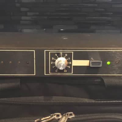 EXR SP1 Psychoacoustic Audio Exciter   Reverb