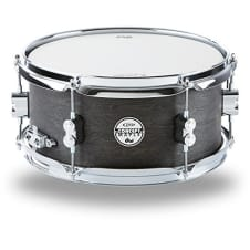 PDP PDSN0612BWCR Concept Maple Black Wax, Chrome HW, 6x12 Snare