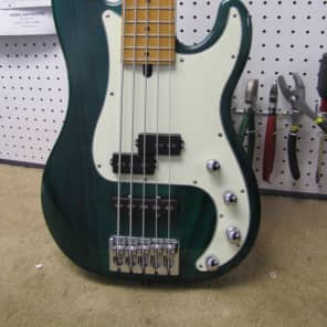 Mike Lull PJ5 Trans Green for sale