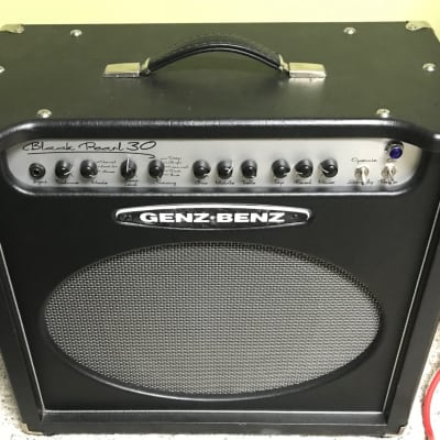 Genz Benz Black Pearl 30 1X12 with Upgrades for sale