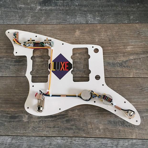 Tremendous Vintage Style Fender Jazzmaster Wiring Harness Usa Cts Reverb Wiring Digital Resources Arguphilshebarightsorg