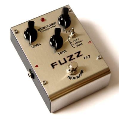Biyang Tonefancier FZ-7 Fuzz Legacy Unit and Sound Player favorite Fast U.S. Ship No Overseas Wait for sale