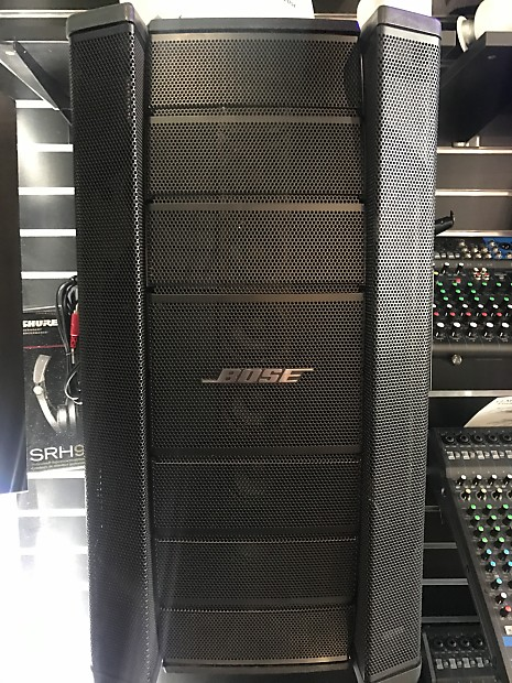 bose f1 model 812. bose f1 model 812 passive flexible array loudspeaker - pair