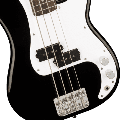 Squier Mini P Bass- Black