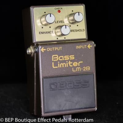 Boss LM-2B Bass Limiter 1990 s/n ZB63227