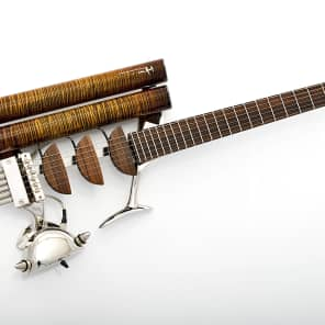 Teuffel Birdfish Modular Guitar Blue