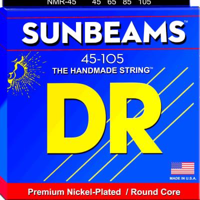 DR Strings Sunbeam NMR-45 Medium Bass Nickel 45-105